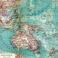 Australien & Ozeanien