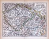 Böhmen Mähren Österreich Schlesien...