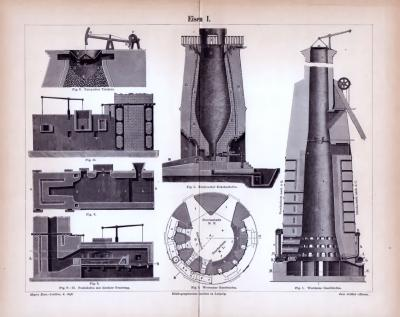 Eisen I. ca. 1885 Original der Zeit
