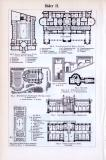 Bäder I. + II. ca. 1893 Original der Zeit
