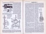 Technische Abhhandlung aus 1893 zum Thema Dampfmaschinen...