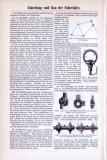Fahrräder ca. 1893 Original der Zeit