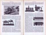 Goldgewinnung ca. 1893 Original der Zeit