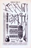 Malaiische Kultur I. + II. ca. 1893 Original der Zeit