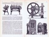 Münzen II. (5. - 17. Jahrh.) + Münzwesen ca. 1893 Original der Zeit