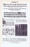 Paläographie I. + II. ca. 1893 Original der Zeit