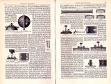 Oberbau der Eisenbahnen ca. 1893 Original der Zeit