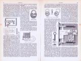 Schlösser ca. 1893 Original der Zeit