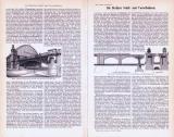 Stadtbahnen ca. 1893 Original der Zeit