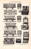 Sanitätswesen Holzstich 1891 Original der Zeit