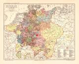 Deutschland nach dem westfälischen Frieden...