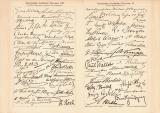 Autographen berühmter Personen VII. - X....