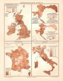 Kriminalstatistik Deutsches Reich II. historische...
