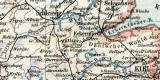 Schleswig Holstein Helgoland historische Landkarte...