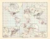 Wichtigste Mineralfundstätten der Erde I....