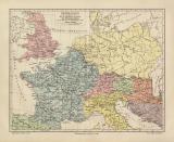 Germanien und die nördlichen Provinzen des...