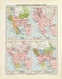 Europäische Türkei Geschichte historische...