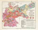 Reichstagswahlen 1912 Stand 1.4.1913 historische...