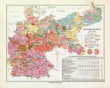 Reichstagswahlen 1912 Stand 01.12.1916 historische...